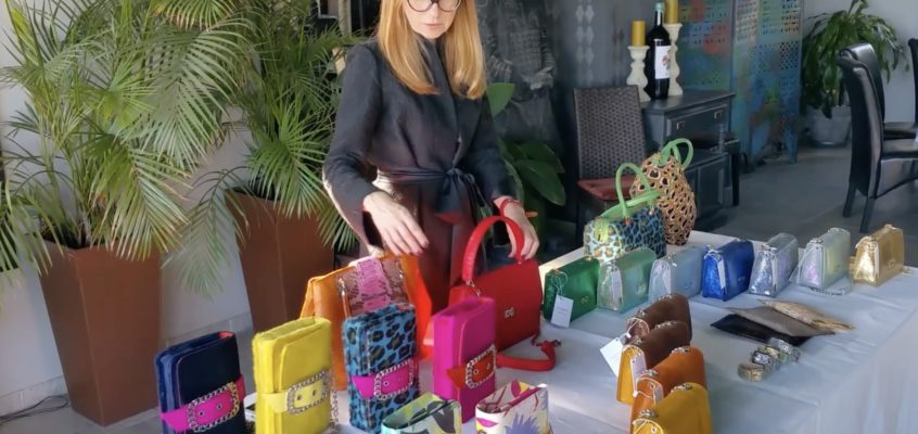 Exclusive Bags Collection Presentation